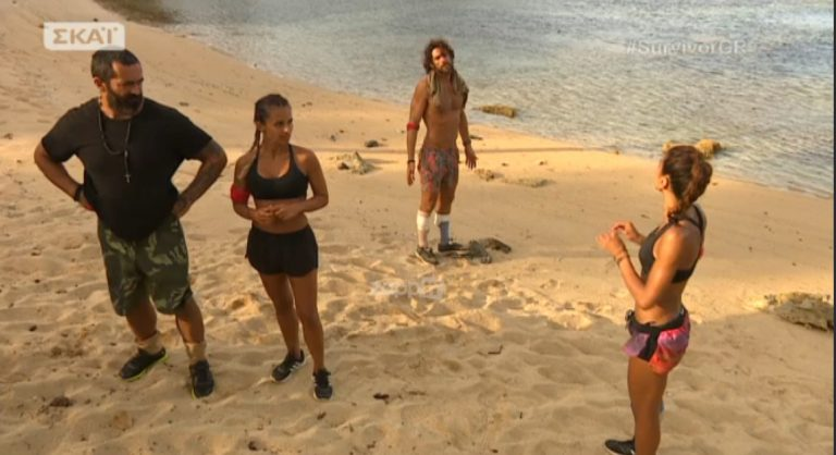 Survivor: Έξαλλη η Παπαδοπούλου με Σπαλιάρα! Το άγνωστο περιστατικό που αποκάλυψε!   Newsit.gr