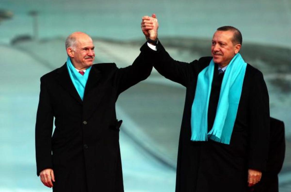 Γ.Παπανδρέου: «Τα λάθη που έκανα»! Αυτοκριτική μέσω Τουρκίας | Newsit.gr