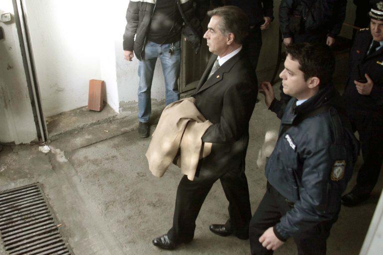 Η πρώτη νύχτα Παπαγεωργόπουλου στη φυλακή   Newsit.gr
