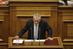 Παπαγγελόπουλος: Θα είμαι αμείλικτος με παράκεντρα εξουσίας και παρακρατικούς