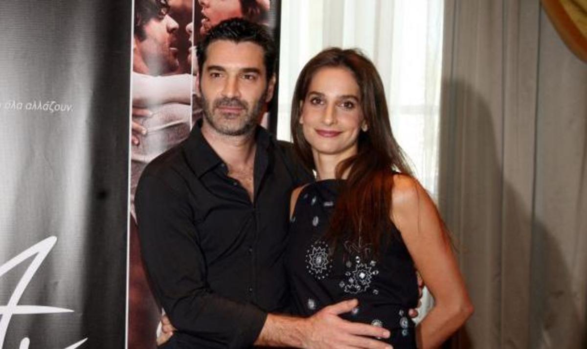 Χ. Παπακαλιάτης: νέος έρωτας με την πρωταγωνίστρια της νέας του ταινίας, Μ. Καλογήρου; | Newsit.gr
