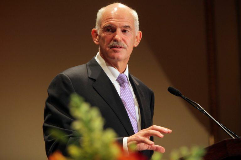Παπανδρέου στο Reuters: «Δεν θα αυξήσουμε τον ΦΠΑ» | Newsit.gr