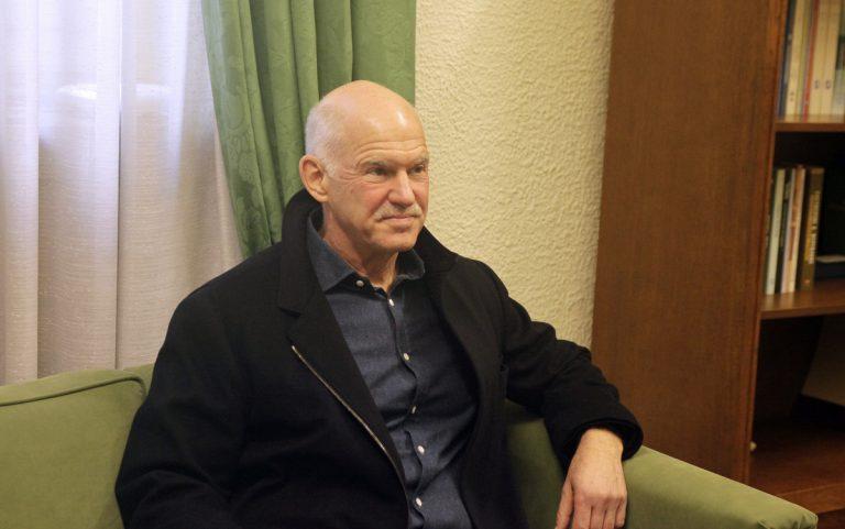 Γιώργος Παπανδρέου: Δεν με ενδιαφέρει να γίνω αρχηγός | Newsit.gr