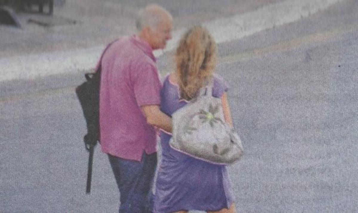 Γ. Παπανδρέου: Καλοκαιρινές διακοπές με την σύζυγό του στην Πάτμο! | Newsit.gr