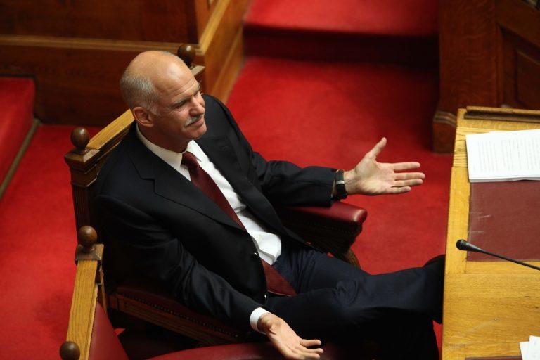 Παπανδρέου: «Τραγικές οι συνέπειες της εξόδου της Ελλάδας από το ευρώ» | Newsit.gr