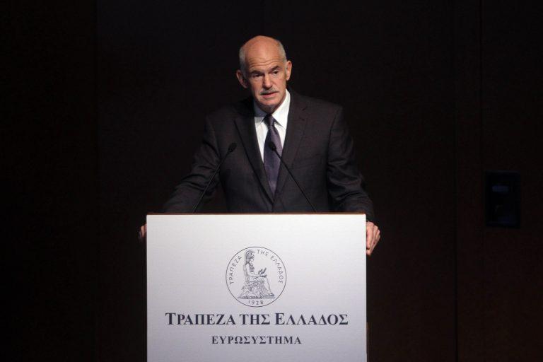 Η πρώτη αναφορά Παπανδρέου στους «Αγανακτισμένους» | Newsit.gr