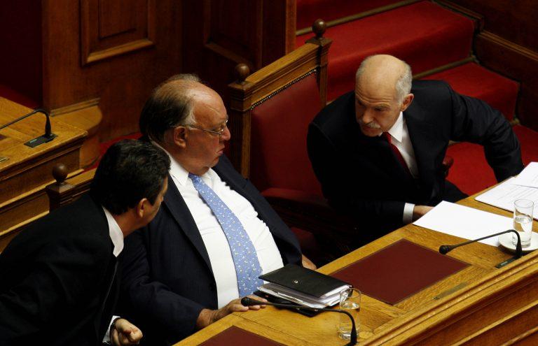 Το σαφές μήνυμα Παπανδρέου στον Πάγκαλο | Newsit.gr