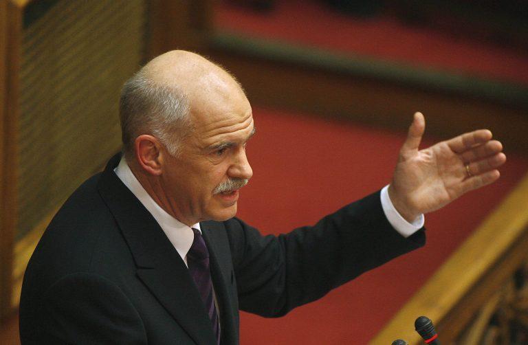 Γ. Παπανδρέου στη Figaro: Δεν αναδιαρθρώνεται το χρέος | Newsit.gr