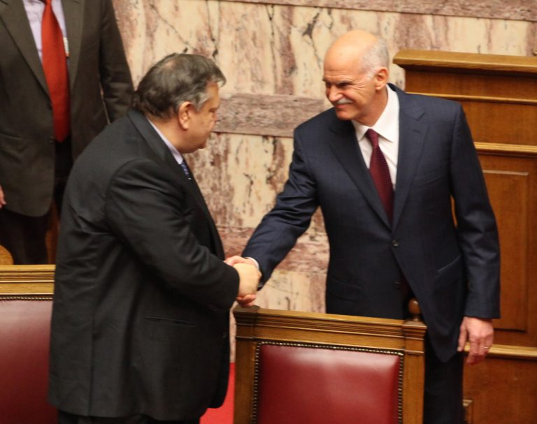 Reuters: Συμφωνία για κυβέρνηση υπό τον Βενιζέλο | Newsit.gr