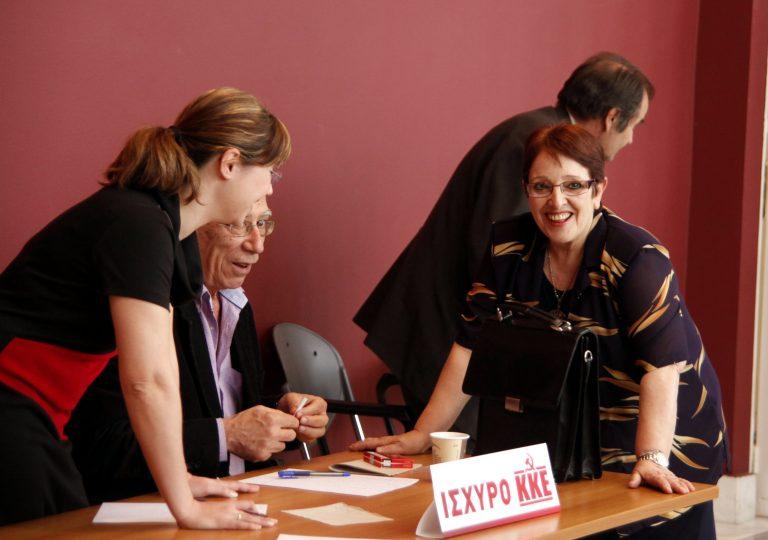 Αποκλείει κάθε συνεργασία μετά τις εκλογές το ΚΚΕ   Newsit.gr