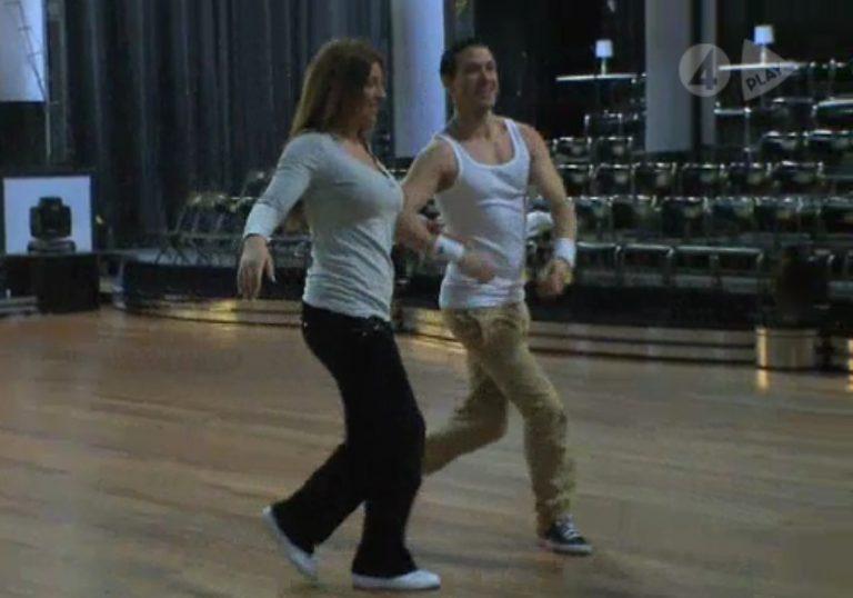 Η πρόβα της Παπαρίζου για το δεύτερο live του Dancing! | Newsit.gr