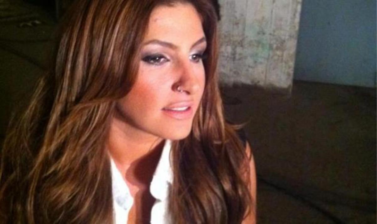 Ε. Παπαρίζου: Στα παρασκήνια του νέου της video clip! Φωτογραφίες | Newsit.gr