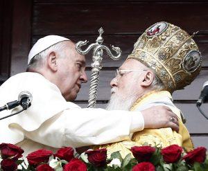 Μαζί στην Αίγυπτο Πάπας Φραγκίσκος και Πατριάρχης Βαρθολομαίος
