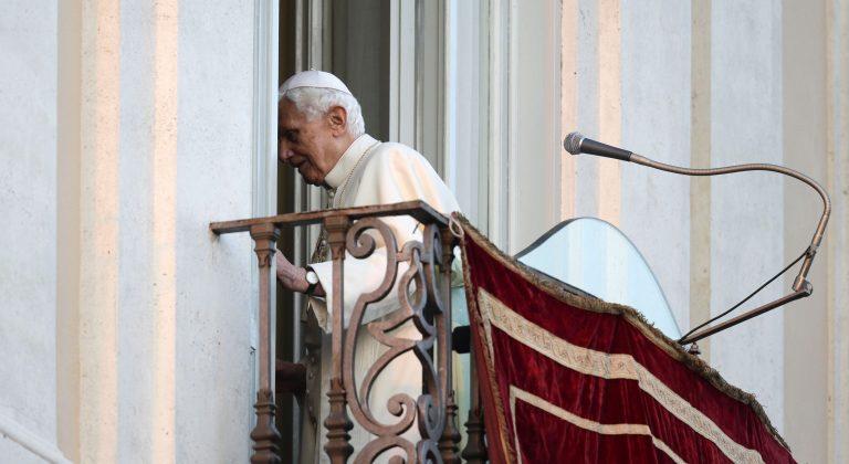 Αποχώρησε ο Πάπας από το Βατικανό – Το «αντίο» στους πιστούς (ΦΩΤΟ και ΒΙΝΤΕΟ) | Newsit.gr