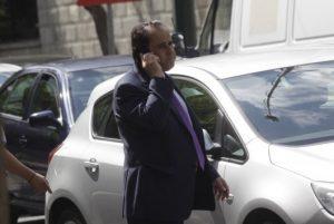 Επιμένει για την αθωότητά του ο Παπασταύρου: «Επιλεκτικές και αποσπασματικές οι διαρροές στοιχείων»