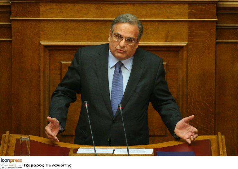 Κόντρα Παπαθανασίου – Σαχινίδη για το έλλειμμα | Newsit.gr