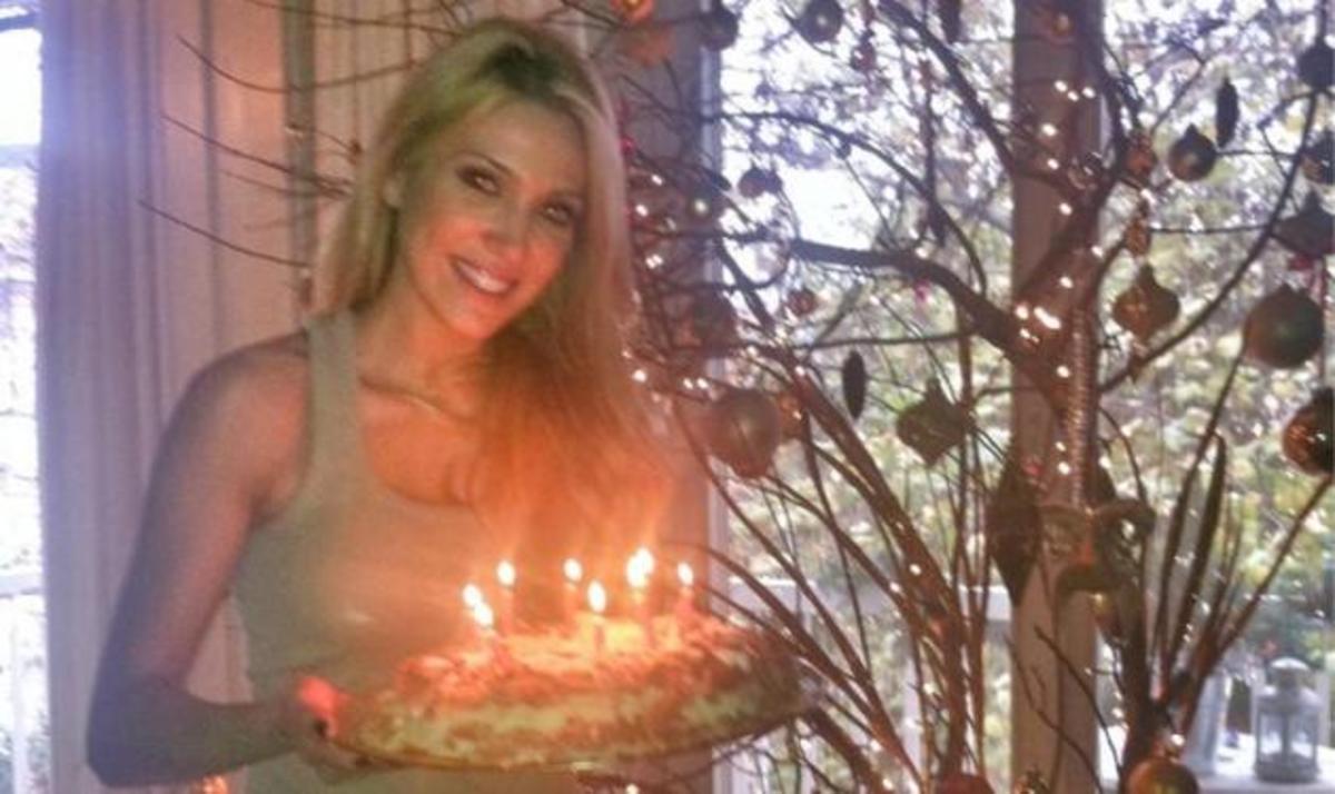 Ελ. Παπαβασιλείου: Είχε γενέθλια την πρώτη ημέρα του χρόνου! | Newsit.gr