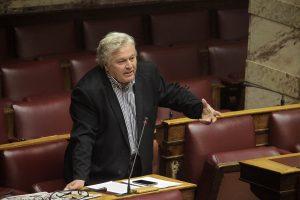 Παπαχριστόπουλος: Πρώτα «έδωσε» την κυβέρνηση και τώρα λέει ότι παρερμηνεύθηκαν οι δηλώσεις του!