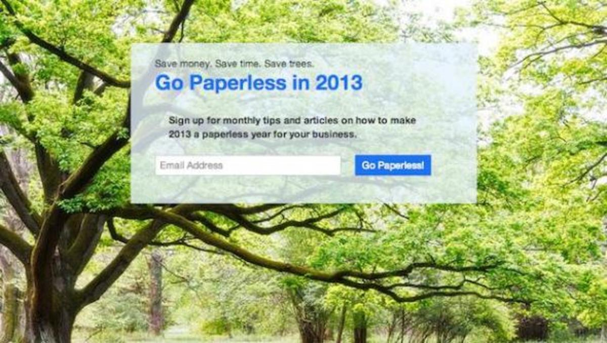 Paperless 2013, εξοικονόμηση χαρτιού με τη βοήθεια της τεχνολογίας! | Newsit.gr
