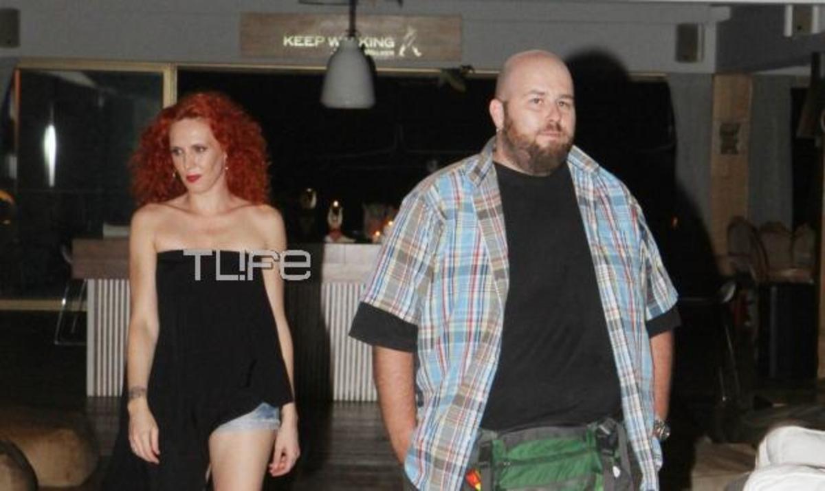 Ε. Παπούλια: Σε μια από τις λίγες επίσημες εμφανίσεις με τον σύντροφό της! | Newsit.gr