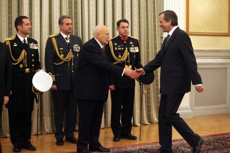 Ευχήθηκαν καλή χρονιά στον Πρόεδρο! (ΦΩΤΟ) | Newsit.gr