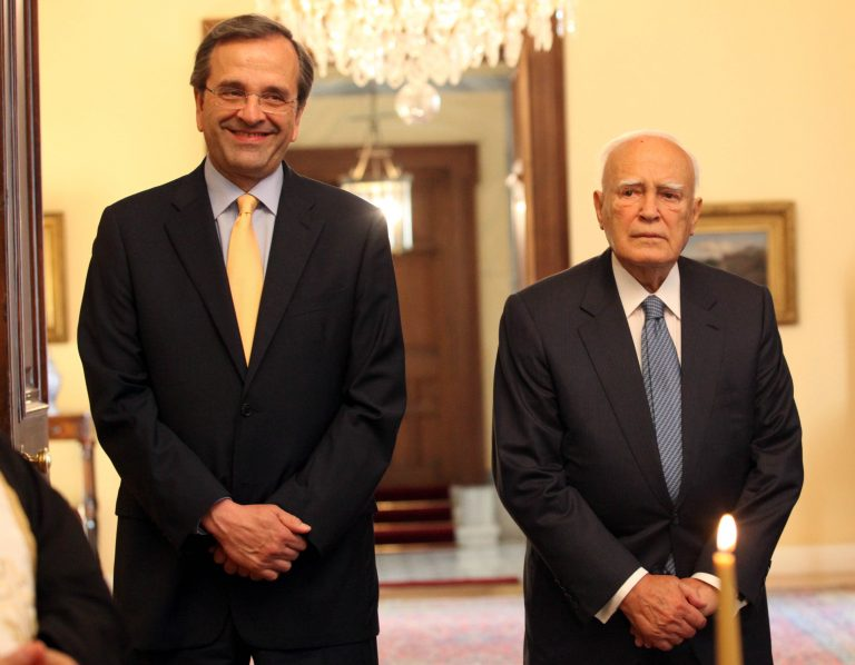 Συνάντηση Παπούλια-Σαμαρά την Τρίτη | Newsit.gr