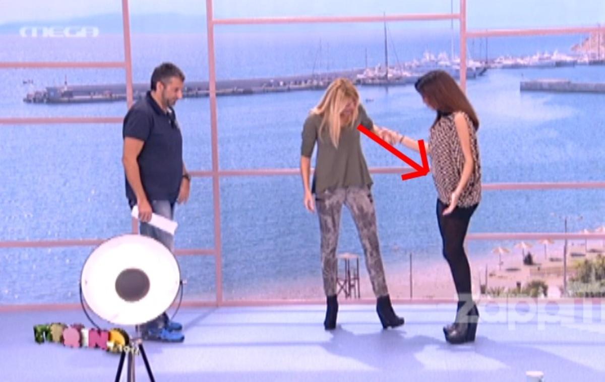 Τα υπονοούμενα της Φαίης Σκορδά για εγκυμοσύνη της Κατερίνας Παπουτσάκη! | Newsit.gr