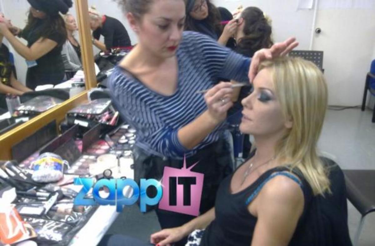 Το zappIT στα παρασκήνια του Dancing on Ice | Newsit.gr