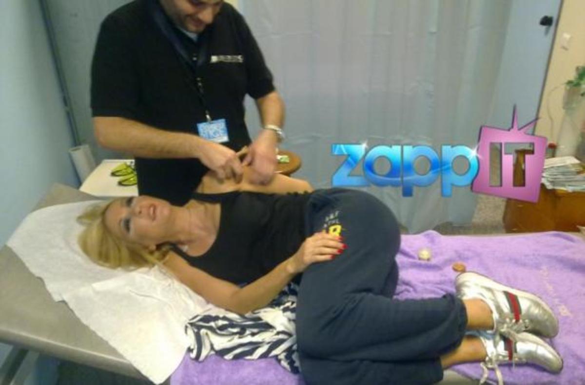 Τραυματισμένη η Χριστίνα Παππά | Newsit.gr