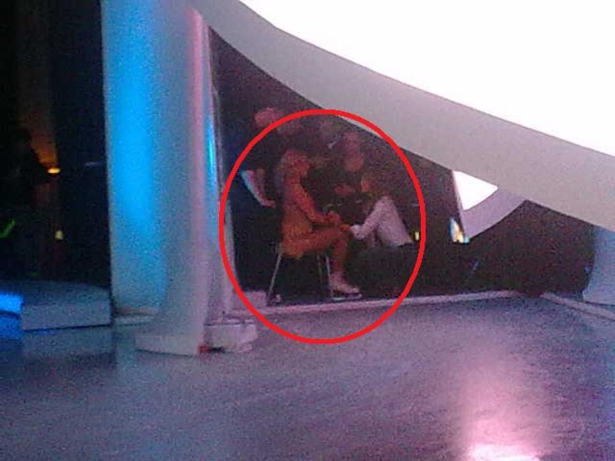 Λιποθύμησε στα παρασκήνια η Χριστίνα Παππά! ΔΕΙΤΕ βίντεο! | Newsit.gr
