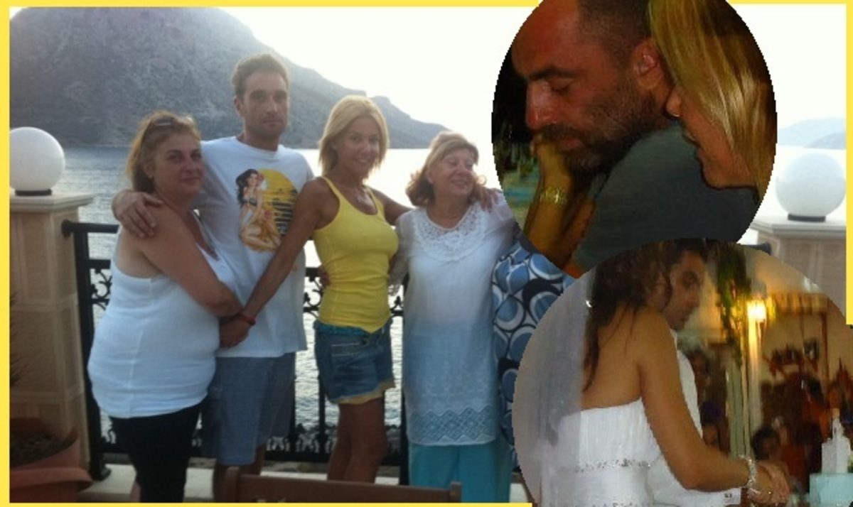 Χ. Παππά: Πάντρεψε την ξαδέρφη της με τον σύντροφό της στο πλευρό της! | Newsit.gr