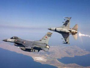 Αιγαίο: Παραβιάσεις τουρκικών F-16 και εμπλοκές με ελληνικά μαχητικά!