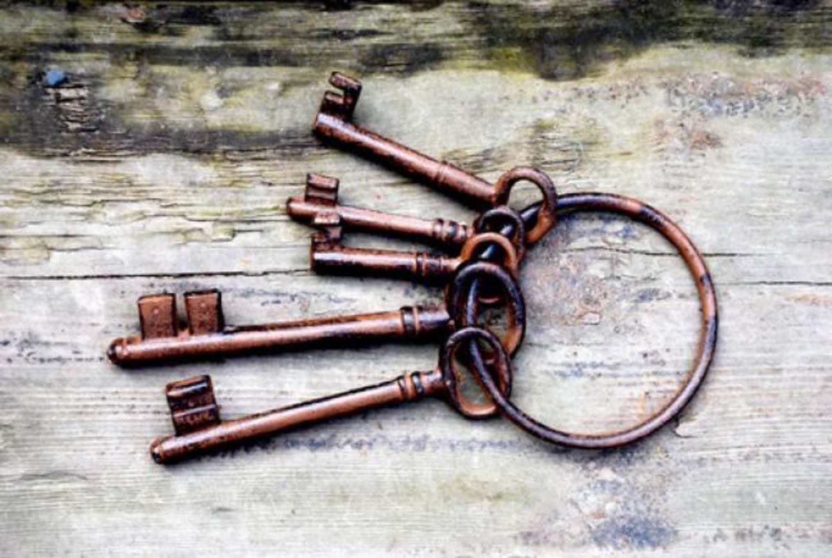 Γιατί λέμε τα κλειδιά του Παραδείσου και όχι το κλειδί; | Newsit.gr