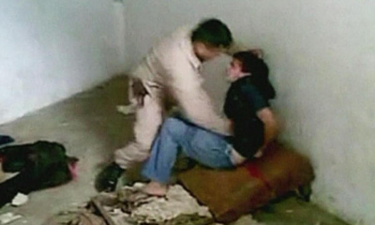 Συγκλονιστικό βίντεο: Αστυνομικός χτυπάει αλύπητα ένα 13χρονο αγόρι | Newsit.gr