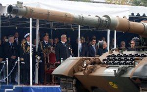 Στρατιωτική παρέλαση 28 Οκτωβρίου: Ρυθμίσεις και για τη μαθητική παρέλαση