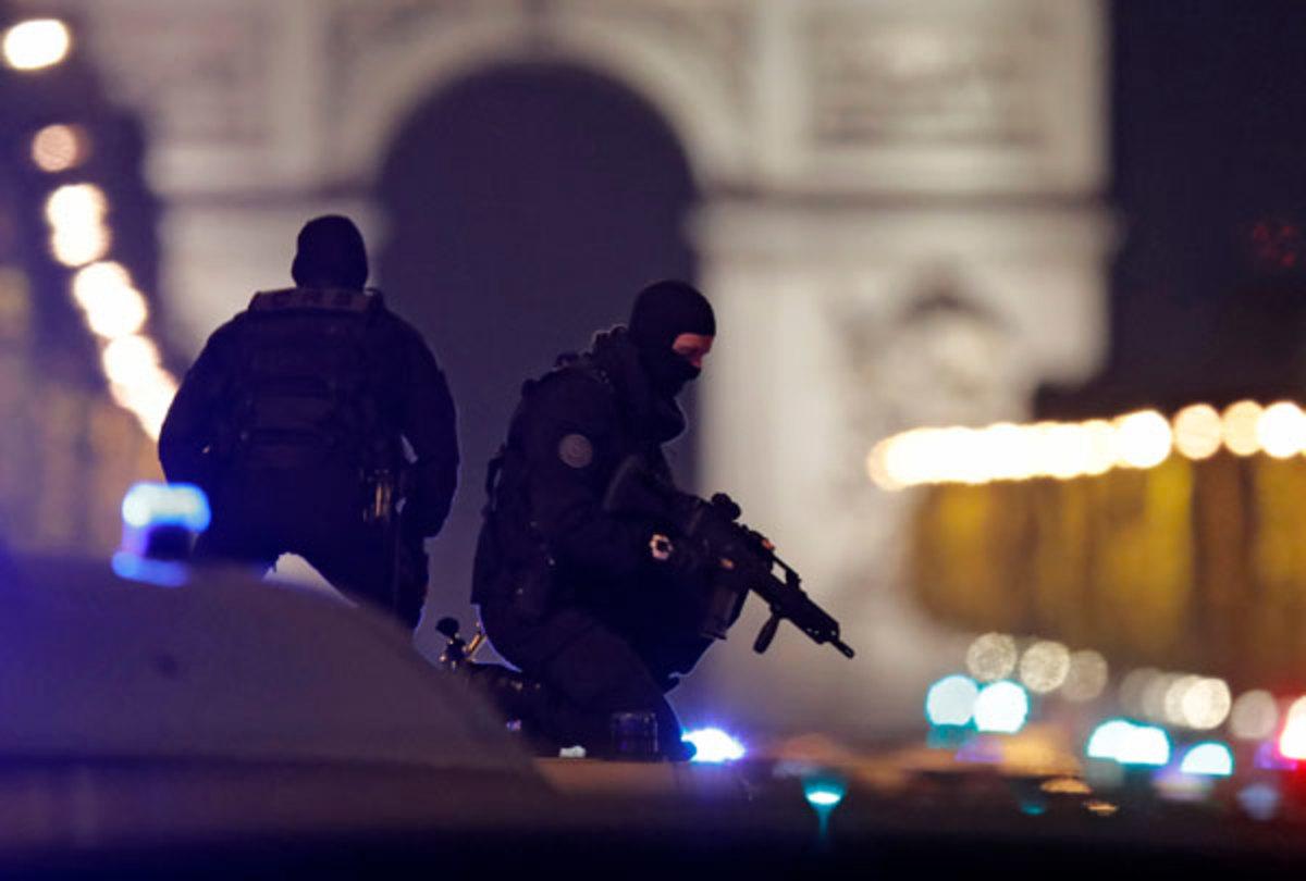 Παρίσι – Επίθεση: Βέλγος, γνωστός στις Αρχές ο δράστης   Newsit.gr