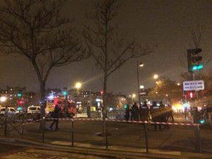 «Έκρηξη» σε σταθμό του μετρό στο Παρίσι!