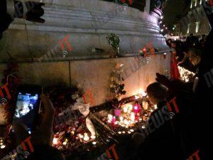 Παρίσι: Τιμούν τους 130 νεκρούς ένα χρόνο μετά τη σφαγή [vid, pics]