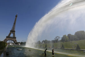 Έως οκτώ βαθμούς Κελσίου πιο ζεστές έως το 2100 οι πόλεις
