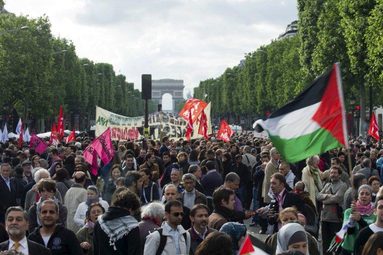 Διαδηλώσεις παντού κατά του Ισραήλ | Newsit.gr