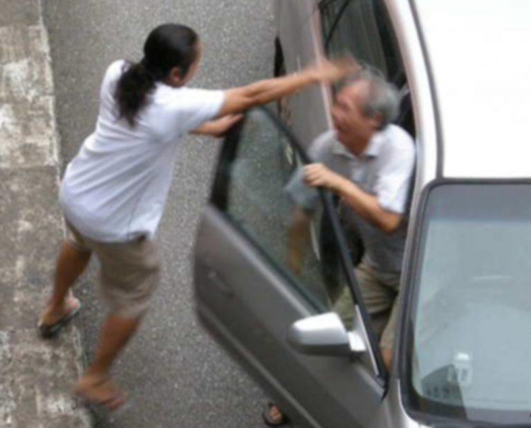 Πάτρα: Ξύλο για μια θέση πάρκινγκ! Συνοδεύτηκε και με τρακάρισμα αυτοκινήτου | Newsit.gr