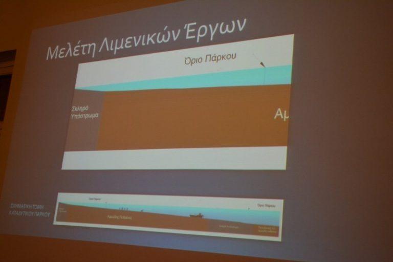 Κρήτη: Παρουσιάστηκαν οι μελέτες για καταδυτικό πάρκο σε περιοχή του Αποκόρωνα [pics,vid] | Newsit.gr