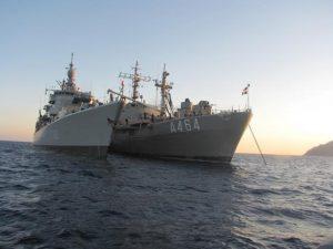 ΠΑΡΜΕΝΙΩΝ 2016: Εντυπωσιακές εικόνες του Πολεμικού Ναυτικού στην άσκηση [pics]