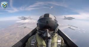 Mιράζ με F-16 – Οι απίστευτες αερομαχίες της Πολεμικής Αεροπορίας στον Παρμενίωνα [vid]
