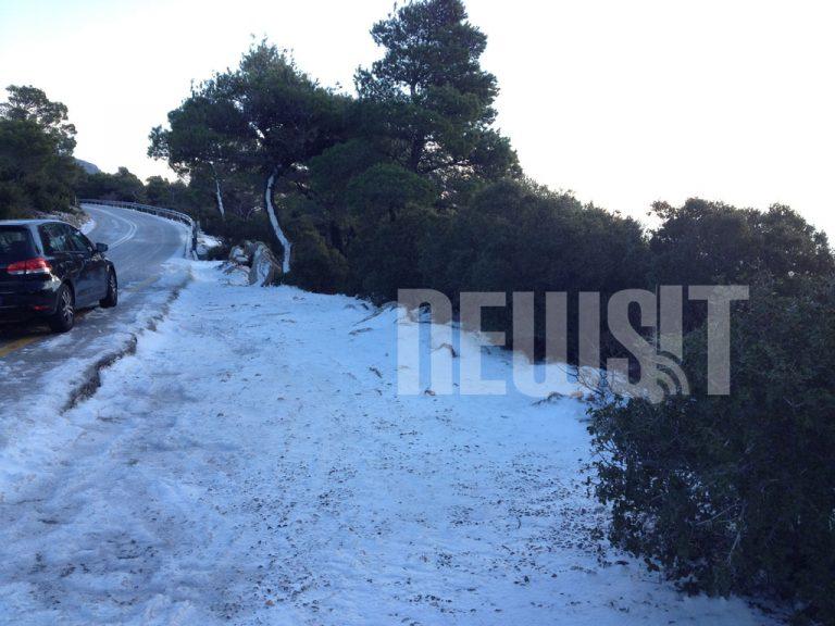 Το βράδυ θα χιονίσει στην Αττική – Σε κλοιό χιονιά όλη η χώρα   Newsit.gr