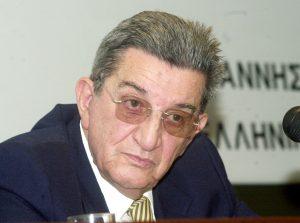 """Γραφείο Τύπου Πρωθυπουργού: Ο Χρήστος Πασαλάρης """"σφράγισε"""" 7 δεκαετίες με την μοναδικότητά του"""