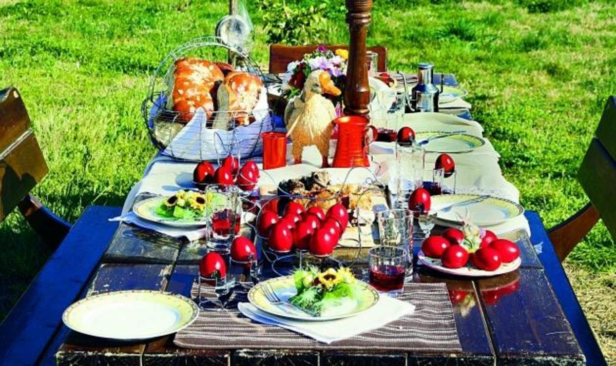 Υπολογίσαμε για σένα, πόσο θα σου κοστίσει το πασχαλινό τραπέζι. TLIFE ρεπορτάζ   Newsit.gr