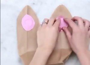 Πάσχα 2017: Φτιάξτε σε 5 λεπτά πασχαλινή τσάντα για δώρα! [vid]
