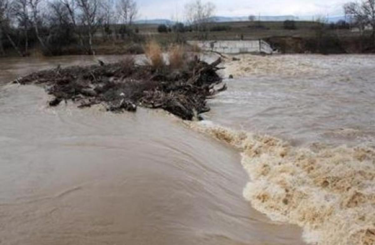 Αχαΐα: Ξεχείλισε ο Κλείτωρας – Επεσε η γέφυρα! | Newsit.gr