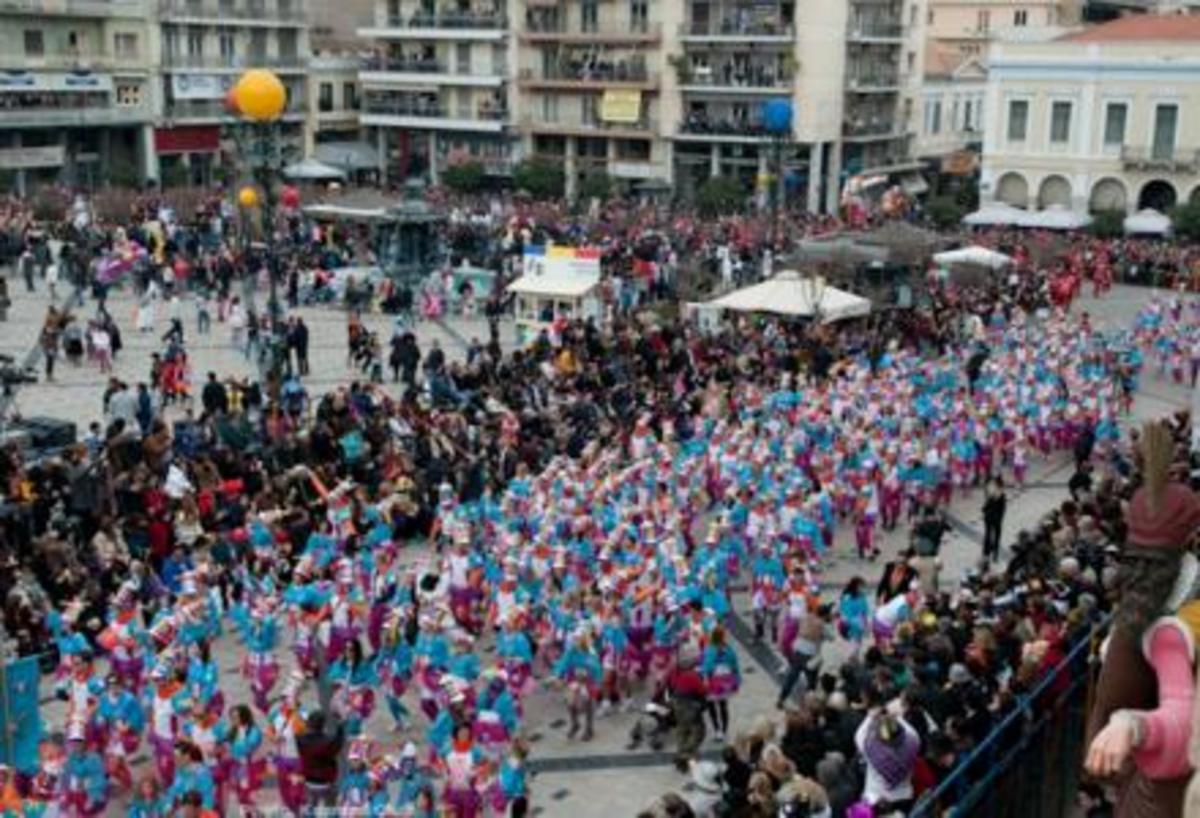 Χόρεψε όλη η Πάτρα – Δείτε φωτό | Newsit.gr